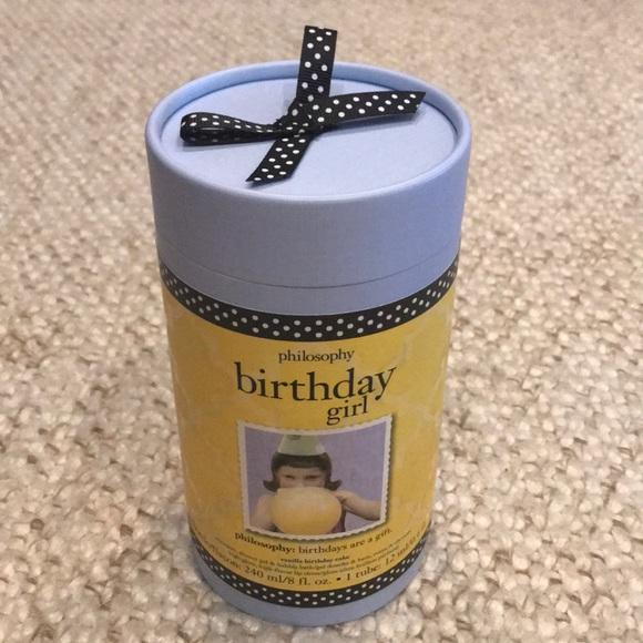 Philosophy Birthday Lip Gloss Shower Gel Gift Set